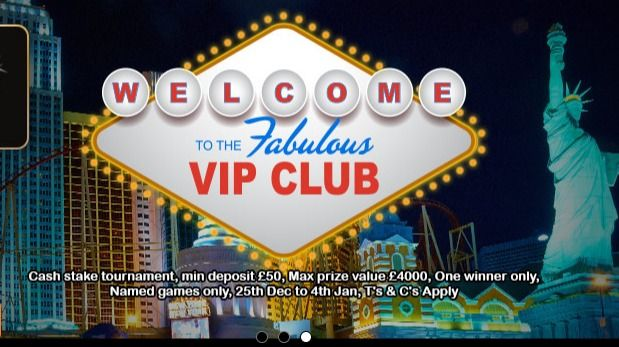 VIP Casino Players